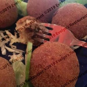 cassava balls
