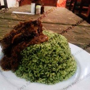 check rice & gravy