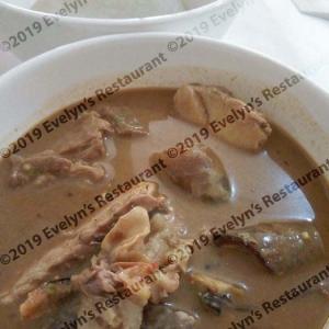 groundpea soup