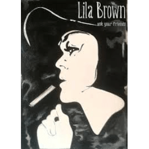 Lila Brown Logo