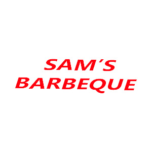 Sam Barbeque Menu