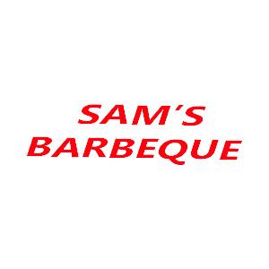 Sam Barbeque Menu