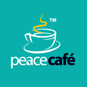 Peace Cafe New Logo Liberia LIBdelivery